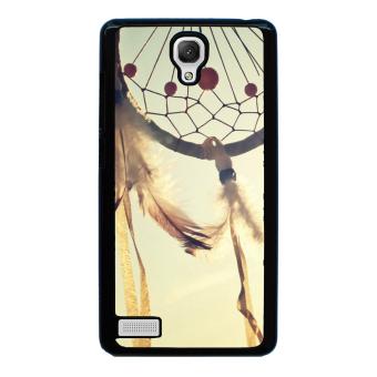 Dreamcatcher Pattern Phone Case for Xiaomi Redmi Note (Black)