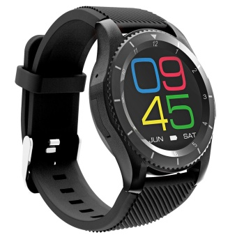 DTNO.I G8 Smartwatch Phone 1.2 Inch Bluetooth 4.0 Heart Rate / Blood Pressure Monitor Remote Camera Pedometer - intl - 5