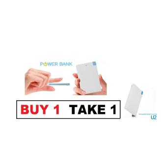 DUCO U2 Power bank 2500 mah BUY 1 TAKE 1