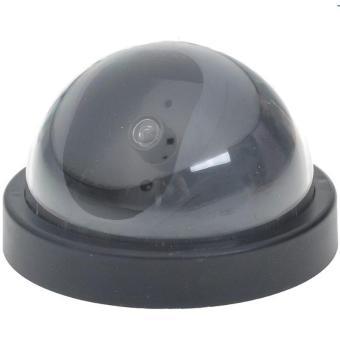 Dummy Fake Round Security Surveillance Camera Set of 2 - 2