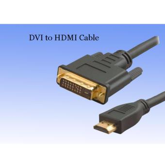 DVI TO HDMI Cable 3M 3 meters