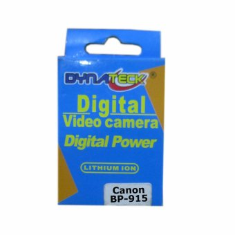 Dynateck Digital Camera Battery For Canon Bp-915
