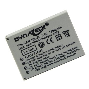 Dynateck Digital Camera Battery for Canon NB-7L NB7L - picture 2