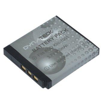 Dynateck Digital Camera Battery For Kodak Klic-7001