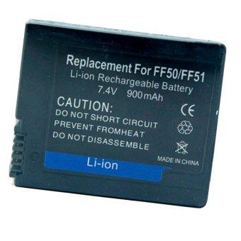 Dynateck Digital Camera Battery for Sony FF50 FF-50 FF51 FF-51