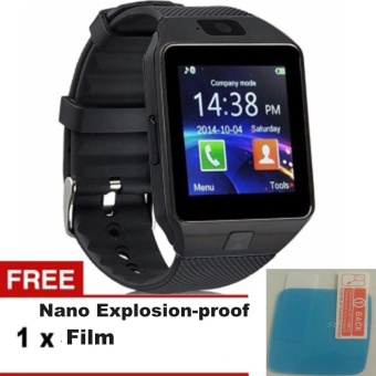 DZ09 Bluetooth Smart Watch Sim insert Anti-lost Call Reminder for Android IOS - intl