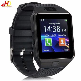 DZ09 Smart Watch Quad Phone Bluetooth Touch Screen (Gray)