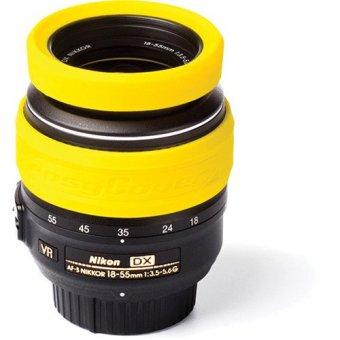 Easycover Lens Rim 62mm (Yellow)