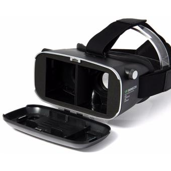 Ebuy Yu VR Box Shinecon Smartphone 3D Virtual Reality Glasses(Black) - 4