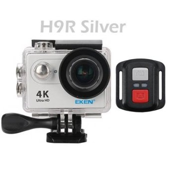 EKEN H9R 4K Action Camera Wifi Sports Cam + Remote Control Shutter- intl Price Philippines