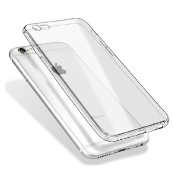 Eozy Silicone Rubber Shockproof Protective Case for iPhone6 6S(Clear) Price Philippines
