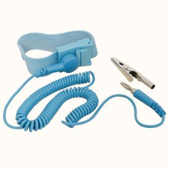 ESD Anti Static Wrist Strap (Blue) -5 Pcs - 2