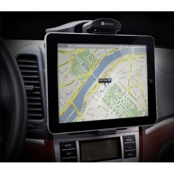 Exogear Exomount Tablet Dash Car Mount Holder for iPad 1/2/3/4Galaxy Note 10.1 (Black) - 2