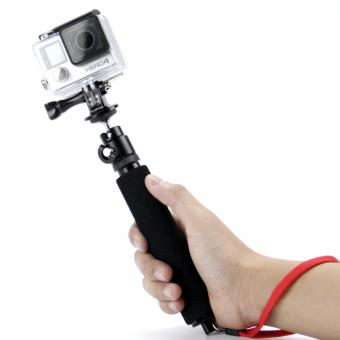 Extendable Stick Handheld Palo Selfie Stick Monopod Tripod for Gopro 5 4 3 Yi 4k SJCAM SJ4000 EKEN Action Sport Camera Accessories