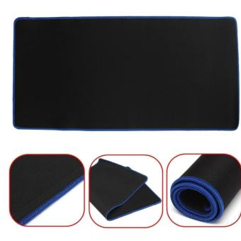 Extended Mouse and Keyboard Pad Large Mouse Pad Water-ResistantMouse Mat (BLUE)