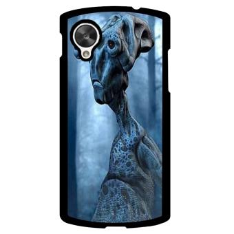 Extraterrestrial Pattern Phone Case for LG Nexus 5 (Black)