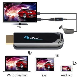 EZCast Dongle Universal Wi-Fi HDMI Display Stick DLNA Receiver for Android iOS Windows