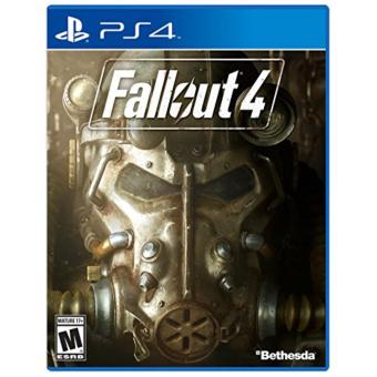 FALLOUT 4 PS4 GAME R3 MINT CONDITION