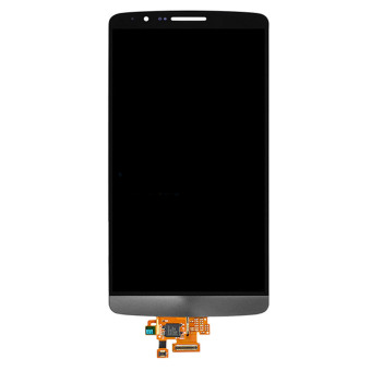 Fancytoy Gray LCD Display+Touch Screen Digitizer for LG G3 D850D851 D855 VS985 - intl