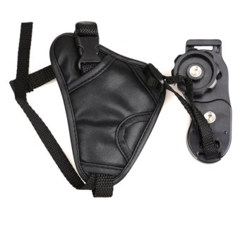 Fashion Leather DSLR Camera Grip Wrist Hand Strap for Canon NikonSony Pentax