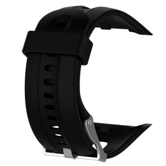 Female Edition Silicone Watchband Replacement for Garmin Forerunner10/15 - intl