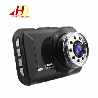 FH-05 Full HD Car DVR Carcam Carcamcorder CarCam Car Camera Dashcam Dash Camera Dashboard Camera FH05 (Black)