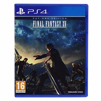 Final Fantasy XV Day One Edition for PS4 Price Philippines