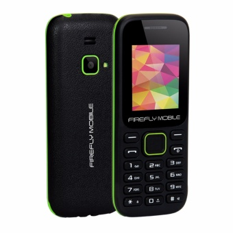 Firefly Mobile F1 (Compact Camera Phone, Dual-Sim, Hi- Capacity 600 mAh Battery, Cosmic Black) Price Philippines