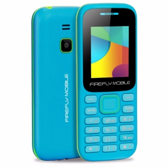 Firefly Mobile F1 (Compact Camera Phone, Dual-Sim, Hi- Capacity 600 mAh Battery, Special Edition) Price Philippines
