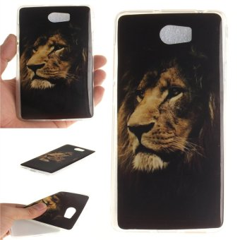 Fit Soft TPU Phone Back Case Cover For Huawei Y5II / Huawei Y5 2(Lion) - intl
