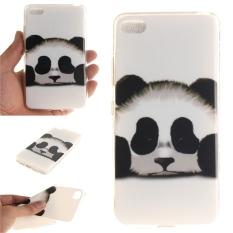 Fit Soft TPU Phone Back Case Cover For Lenovo S90 Sisley S90T(Panda) -