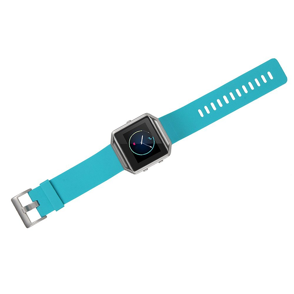 Philippines Fitbit Blaze Band Classic Blue Small Lantoo Smart Fitness Watch Silicon Braceletstrap Replacement For
