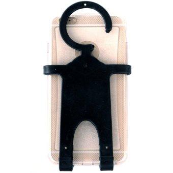 Flexible Cellphone Holder (Black) - picture 2