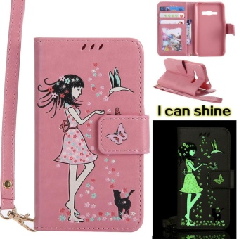Wallet Phone Case For Samsung Galaxy J7 Prime 55 Intl. Flip Style .