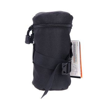 Fly Leaf Lens Case Pouch Bag 15 * 8.5cm for DSLR Nikon Canon SonyLenses FY-3 - Intl Price Philippines