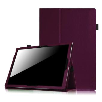 For Case Microsoft Surface Pro 4 Stand Case,Microsoft Pro 4Protective Case,[Scratch Resistant]Slim Protector with Flip Cover& Stand Case for Surface Pro4-Rose - intl