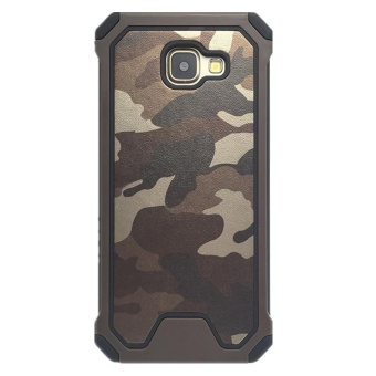 Philippines For Galaxy J7Prime Camo case Army Camouflage PC Frame &Silicone Back Case Cover
