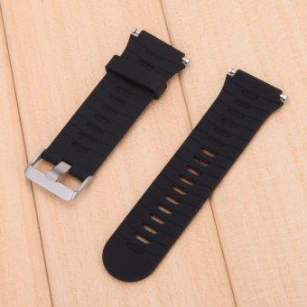 For Garmin Forerunner 920XT Strap with Original Screws(Black) - 2