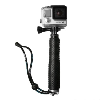 For Go Pro Accessories Handheld Extendable Pole Monopod SelfieStick for GoProHERO/5/4/3+/ - intl