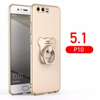 For Huawei P10 New Phone Case Hard Cover Back Cover with A BearRing Holder for Huawei P10 Price Philippines