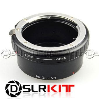 For Nikon G AF-S AI F to Nikon 1 Mount Adapter J1 V1 - intl