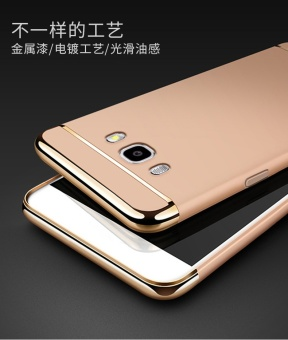 For Samsung Galaxy J510 / J5 2016 3 in 1 Ultra-thin Hard PC Protective Back Cover Case/Anti falling Phone Cover/Shockproof Phone case - intl - 2