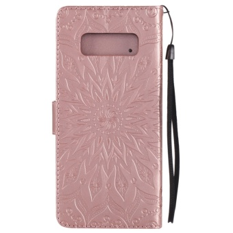 for Samsung Galaxy Note 8 Case Cover - Classic Fashion Style WalletFlip Stand PU Leather Mobile Phone Case - intl - 3