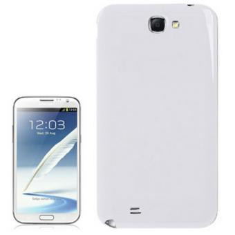 For Samsung Galaxy Note II / N7100 Original Plastic Back Cover with NFC(White) - intl