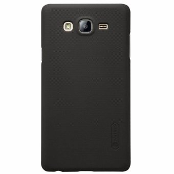 For Samsung Galaxy On7 2015 / G6000 / G600 Nillkin Super Frosted Shield Case Back Cover High Quality Case + Screen Protector (Brown) - intl