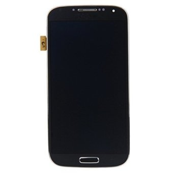 for samsung galaxy s4 i9505 lcd screen touch screen touch lensdigitizer replacement parts blue