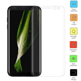For Samsung Galaxy S8 Edge Full Cover 3D Screen Protector FilmCover Skin Guard - intl - 2