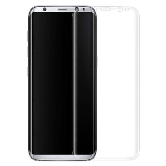 For Samsung Galaxy S8 Edge Full Cover 3D Screen Protector FilmCover Skin Guard - intl - 4
