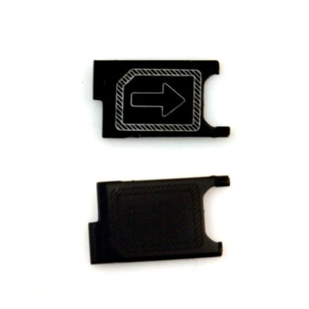 For Sony Xperia z3 mini M55W D5803 D5833 Sim Card Slot Tray sim card Holder - intl