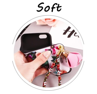 For VIVO V5(V5s)Soft Phone Casing Flower Case Fashion Phone Cover -intl - 4